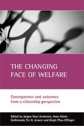 The changing face of welfareConsequences and outcomes from a citizenship perspective